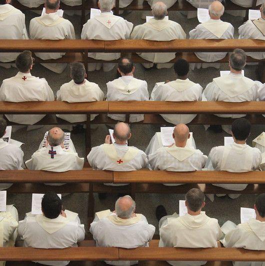 Sacerdotes y hermanos