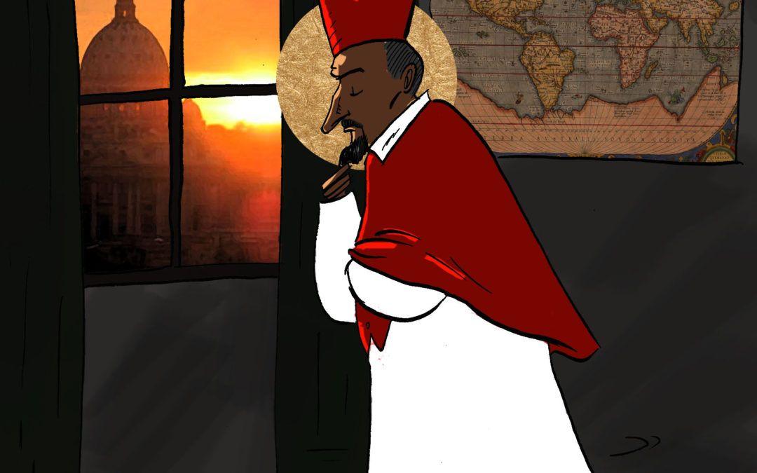 El cardenal humilde