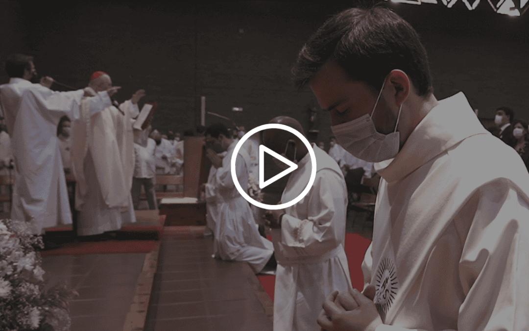 Antes de la ordenación
