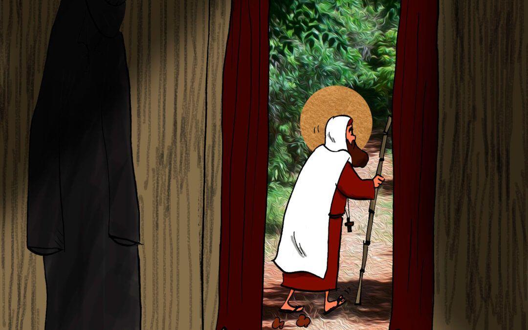 Misionero desde niño